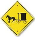 Amishroadsign