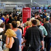 Air Travel - a necessary inconvenience....
